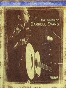 My Guitar on the Cover of the Darrell Evans Songbook